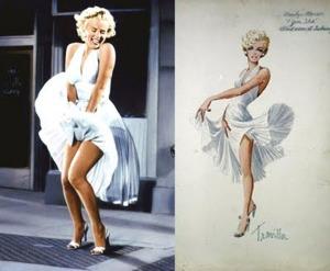marilyn-Travilla-vestido